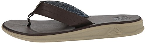 Pictures of Reef Men's Rover SL Sandal Brown Brown 5