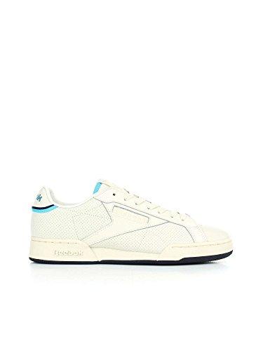 Reebok - Zapatillas de tenis para niña blanco blanco