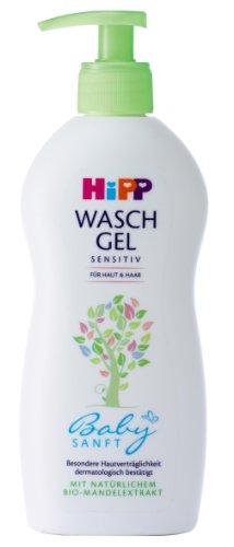 Hipp Babysanft Waschgel  400 ml, 6er Pack (6 x 400 ml)