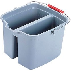 Brute 19-Quart Double Utility Pail in - Quart Pail Double