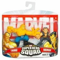 Marvel Super Hero Squad Thing vs. Namor
