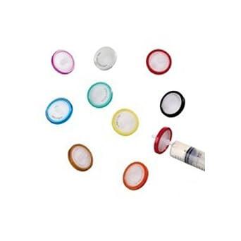 1-2 /µm 100-er Pack neoLab 7-8808 HPLC-Spritzenfilter Glasfaser 30 mm Orange