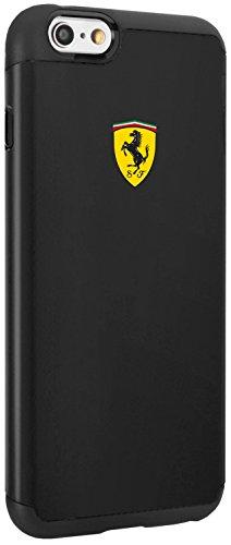 Ferrari Paddock Shockproof Case 2 Parts for iPhone 6 Plus/6S Plus - - Case Ferrari