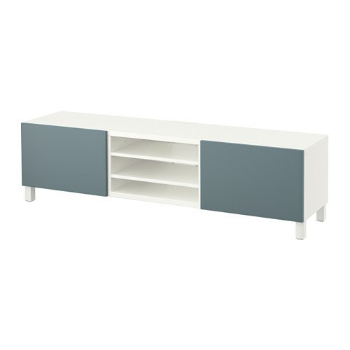 Ikea 16204.111111.634 - Mueble de TV con cajones, Color ...