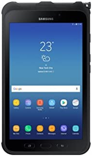 "SAMSUNG Galaxy Tab Active2 8"" Ruggedized Tablet Wi-Fi 16GB, Black (SM-T390NZKAXAR)"