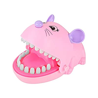 Toysgift Crocodile Teeth Toys Game for Kids, Crocodile Biting Finger Dentist Games Funny Toys Party Favor Supplies Christmas Birthday Gift for Kids Toddlers Boys Girls Ages 4 and Up: Home & Kitchen