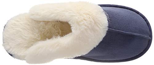 Donna Blue Cif Nine Navy Pantofole EOxq8