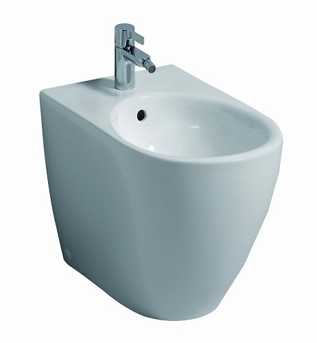 Pozzi Ginori serie Fast 78251 Bidet a terra filo parete bianco