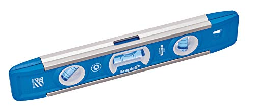 Empire Level EM81.9G 9 Inch Magnetic Torpedo Level w/Overhead Viewing Slot (Made in...