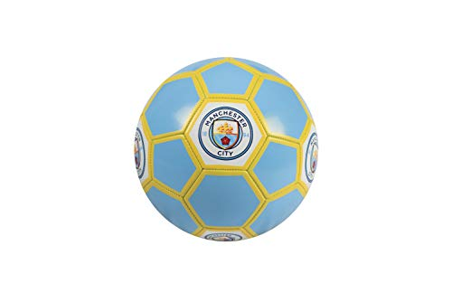 Manchester City Soccer Ball Size 5