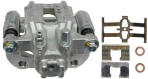 Raybestos Brakes FRC11851N Brake Parts Inc Raybestos Element3 New Semi-Loaded Disc Brake Caliper and Bracket Assembly Disc Brake Caliper Raybestos Element3 New Semi-Loaded Caliper & Bracket Assy