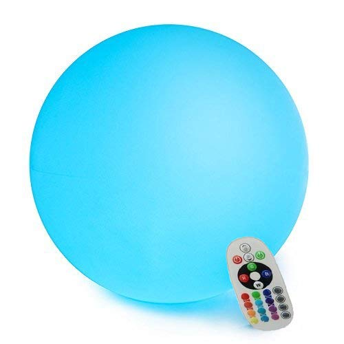 Rechargeable Floating Led Swimming Pool Light in US - 5