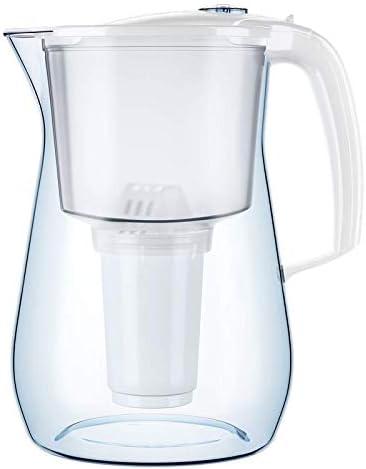25,5 in plastica AQUAPHOR Prestige A5 Filtro per Acqua Colore: Nero