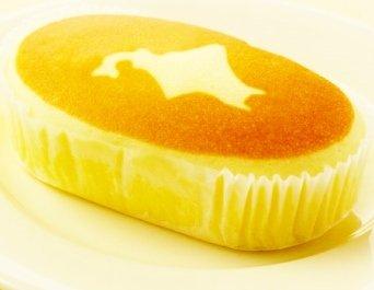 ヤマザキ ニュー北海道チーズ蒸しケーキ
