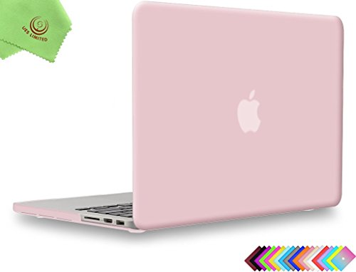 UESWILL Matte Hard Shell Case Cover for MacBook Pro 13