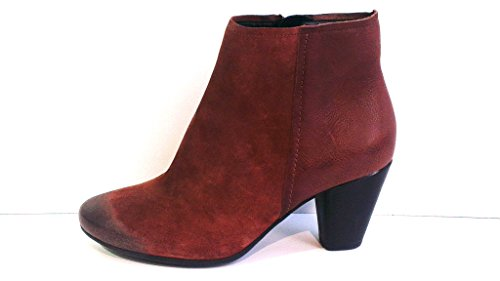 Högl Stiefelette, Antikvelour rustbrown, 8-105811-8800