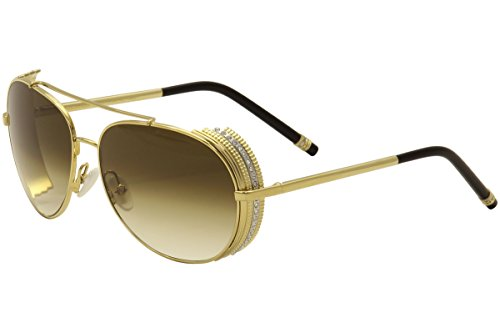 boucheron-womens-bc-0001s-0001-s-002-gold-black-fashion-pilot-sunglasses-59mm