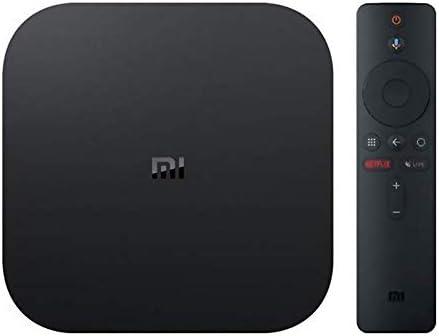 Goodtimera Xiaomi Smart TV Box Reproductor Multimedia Set Top Box Android 8.1 4C Network HD Video Cortex-A53 CPU 1GB / 8GB Smart Box Mini PC Soporte 4K BT4.0 WiFi De Doble Banda: