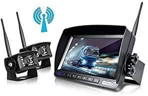 ZEROXCLUB WX02 Digital Wireless Backup Camera