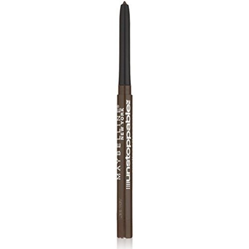 le Unstoppable Smudge-Proof Eyeliner, Waterproof, Espresso [702], 0.01 oz (Pack of 2) ()