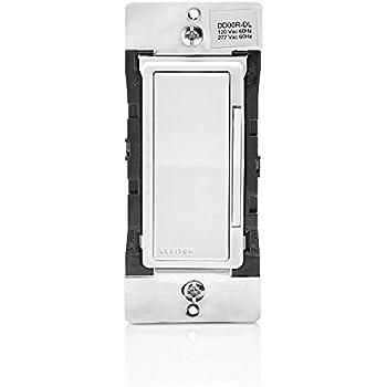 Leviton DD00R-DLZ 120VAC 60 Hz Decora Digital/Decora Smart