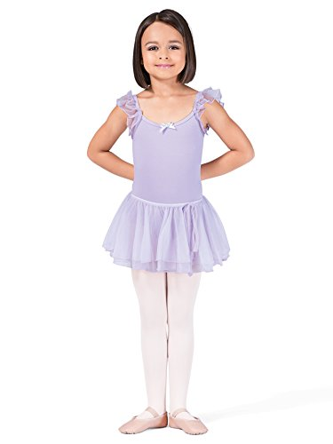 (Natalie Dancewear Child Chiffon Skirt PB502CPNKT Pink Toddler)