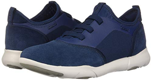 Geox uomo Blue Sneaker EU 44 WUw5UYrq