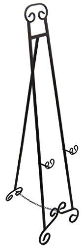 70 iron display easel - 1