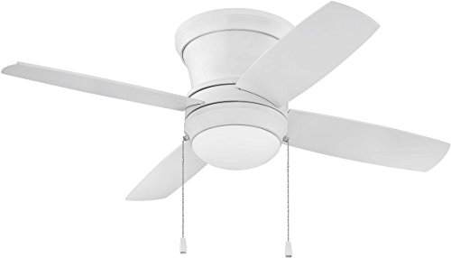 Craftmade LAVH52MWW4 52 w Ceiling Fan with Blades and Light Kit