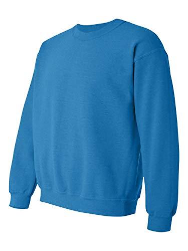 Gildan Men's Heavy Blend Crewneck Sweatshirt - XXXXX-Large - Antique Sapphire