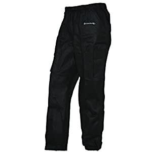COMPASS RT33039-10-XX Raintek T50 Cargo Rain Pants, Black, XX-Large