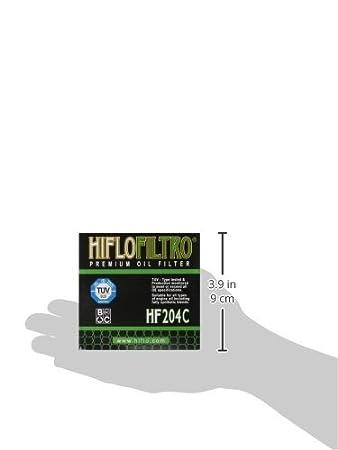 84 kw Filtro olio HIFLOFILTRO per Honda CBR 600 RR 5 PC37 2005 114 PS