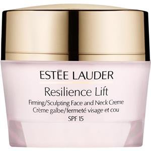 - Estee Lauder Resilience Lift Firming/Sculpting Face and Neck Creme SPF 15 Normal/Combination Skin, 1 oz