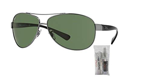 ban Gunmetal Rb3386 Ray Sunglasses green Odqw1