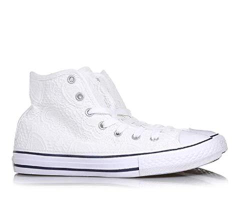 Converse Shoes Girl Sneakers high 661036C CTAS HI Size 35.5 -