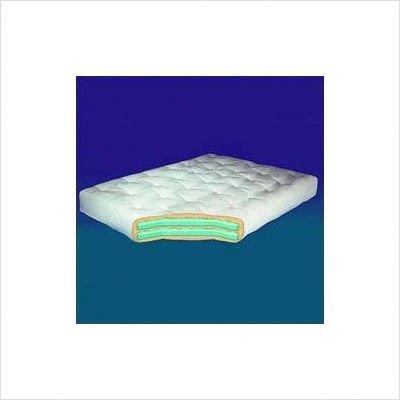 Double Core Foam Futon Mattress - 6
