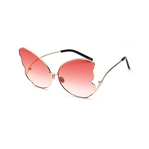 Libre Polarizado Unisex Sol Portección al Vintage Gafas UV400 Sunglasses Redondo Aire polarizadas inspirado metálico de Clásico Xq1PwwI