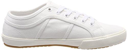 Samuel Homme Baskets Weiß white Gant POdgwx