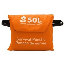 SOL Series Survival Poncho , Automotive, tool & industrial , Office maintenance, janitorial & lunchroom , Weatherproof gear , Rainwear ()