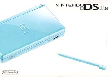 Amazon.com: Nintendo DS Lite Versión Ice Blue (Japón ...