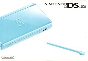 Amazon.com: Nintendo DS Lite Versión Ice Blue (Japón ...