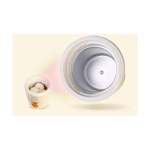 Qwees Macchina creatore di Gelato con Grande 500ml Rimovibile Interno Bowl - Ideale for Il Gelato, Sorbetto e Frozen… 5 spesavip