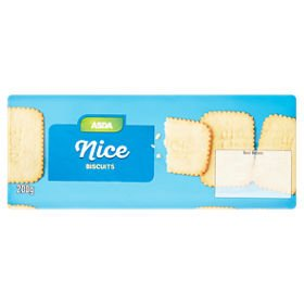 ASDA Nice Biscuits 200g -