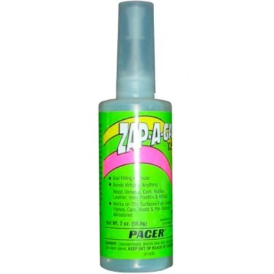 Pacer Technology (Zap) Pacer Technology (Zap) Zap-A-Gap Adhesives