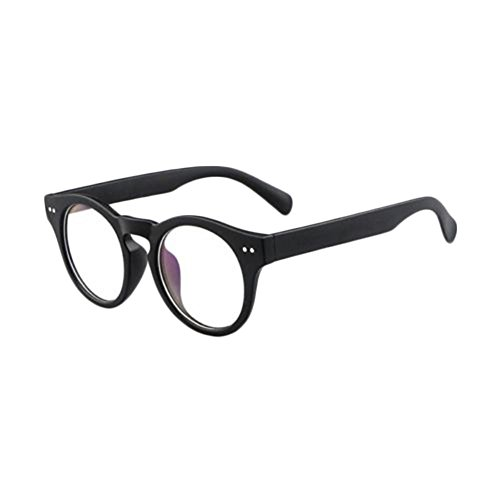 Black with White temples Sports Fashion Eyeglass Frame Optical Eyewear Clear lens Plain glasses Rx 2270