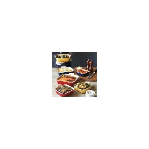 Le Creuset Indigo Square Bakers PG111520-5H , Set of 2
