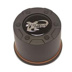 Xtreme Pro Alloys Comp (Pro Comp Whl 8327041 3.27 In. Push Thorugh Alloy Wheel Center Cap)