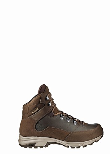 Hanwag Men's Tudela Light Gtx High Rise Hiking Shoes brown - erde 5HO9Hcshjs