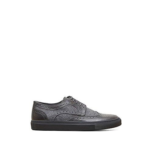 Kenneth Cole New York Roam-n-form Lederen Sneaker - Heren Grijs