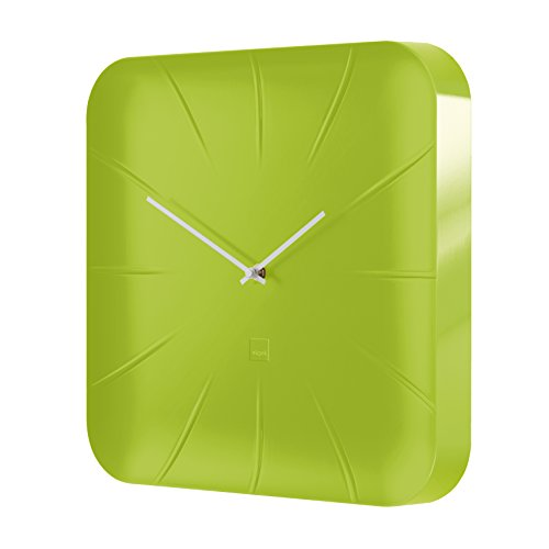 Sigel  Artetempus Design Wall Clock, Inu Model, Lemon green...